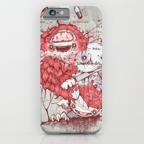 Dr Jekyll iPhone & iPod Case