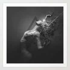Mnemosyne Art Print