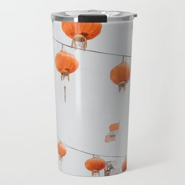 Chinatown II / San Francisco, California Travel Mug
