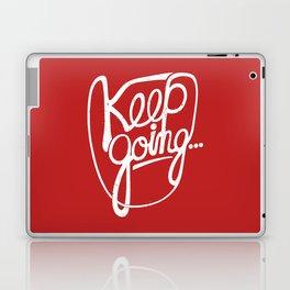 KEEP GO/NG Laptop & iPad Skin
