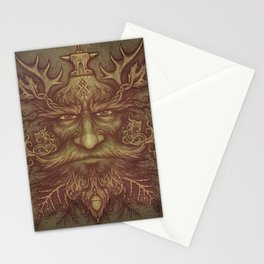 Anvil and Open Soul 2 Stationery Cards