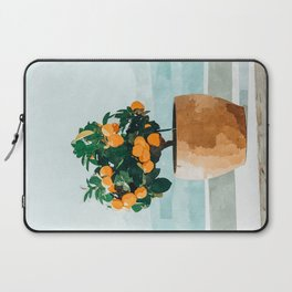 Orange Tree Laptop Sleeve