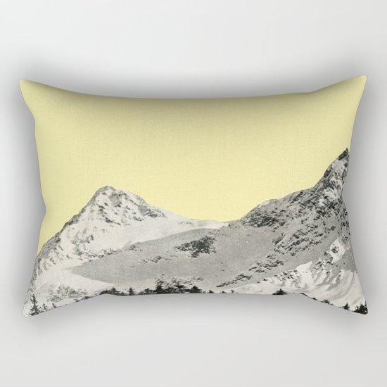 Winter Races Rectangular Pillow