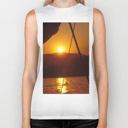 SUNSET DREAMING #1 #art #society6 Biker Tank