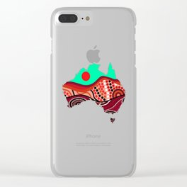 NOW I BELIEVE Clear iPhone Case
