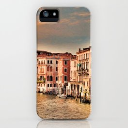 Grand Canal of Venice iPhone Case