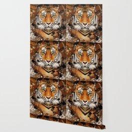 Tiger Profile Wallpaper