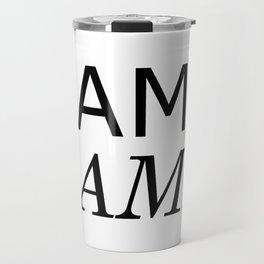 Same Same but Different Travel Mug