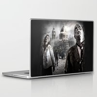 zombies Laptop & iPad Skins featuring Zombies by Joe Roberts