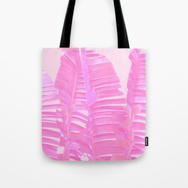 Pink Whisper Tote Bag