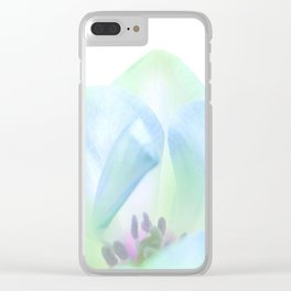 what light Clear iPhone Case