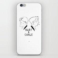 Hart & Cohle 1995 iPhone & iPod Skin