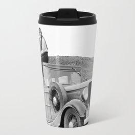 Dorothea Lange - American photographer Travel Mug