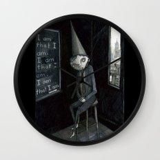 I am that I am Wall Clock