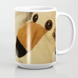 Dalmatian Tiger Nap Coffee Mug