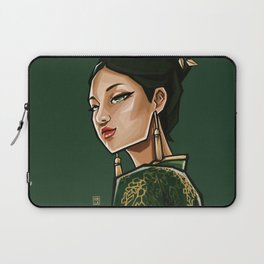 Toph Beifong Avatar the Last Airbender Laptop Sleeve