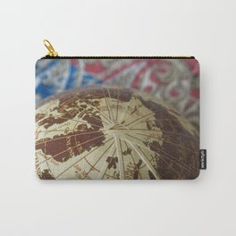Cartographic Imperfections Carry-All Pouch