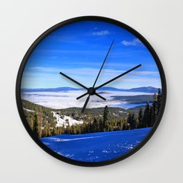 Opening Day Wall Clock