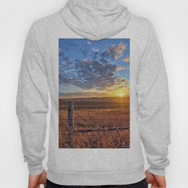 Sunset Fenceline 2 Hoody