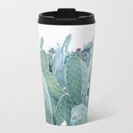 Mint Cactus Travel Mug