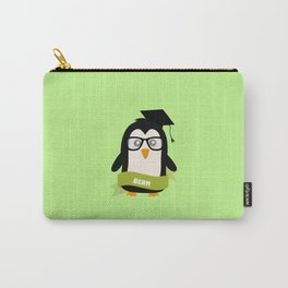Penguin nerd from Bern T-Shirt for all Ages Carry-All Pouch