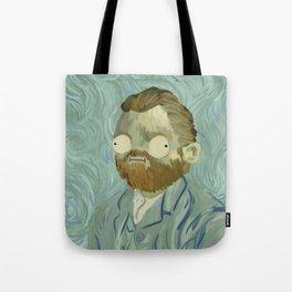 Vincent Van Goof Tote Bag