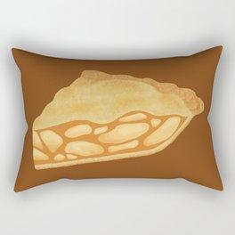 A Piece of Apple Pie Rectangular Pillow