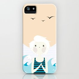 Sunny Age. iPhone Case