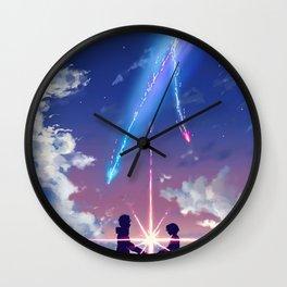 Miyamizu Mitsuha Wall Clock
