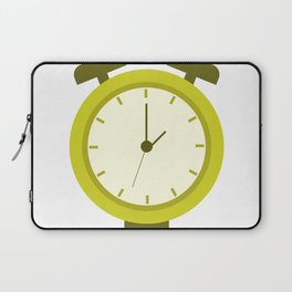 alarm clock Laptop Sleeve