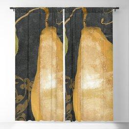 Melange Pear Blackout Curtain