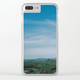 Welcome to the Island Clear iPhone Case