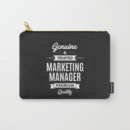 Marketing Manager Carry-All Pouch