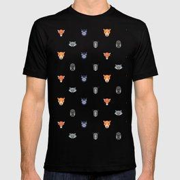 Animal Pattern Nrhd T-shirt