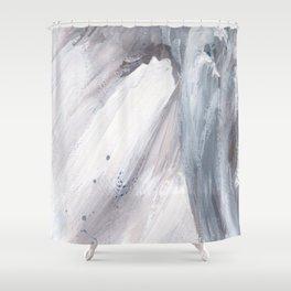 Crashing Waves v.2 Shower Curtain