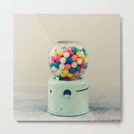 Candy Store Metal Print