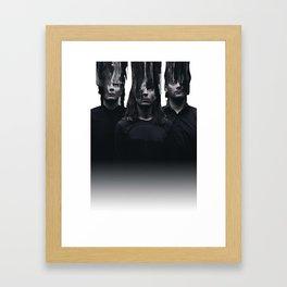 Sigur Ros - Band Framed Art Print