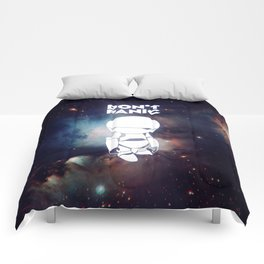Don't Panic Marvin Comforters