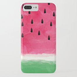 Watermelon Abstract iPhone Case
