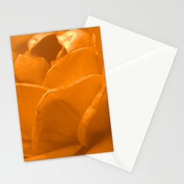 Yellow Rose II Stationery Cards