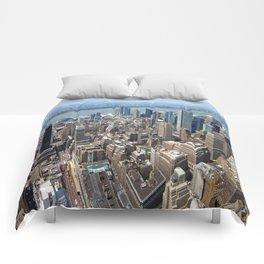 NYC IV Comforters