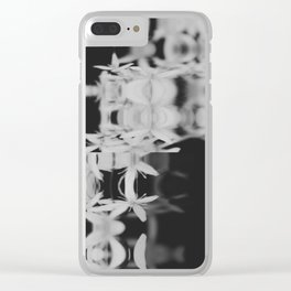 No Matter Clear iPhone Case