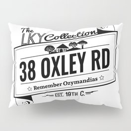 38  Oxley Road Pillow Sham