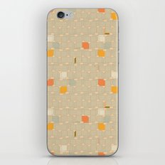 Pastel Square iPhone & iPod Skin