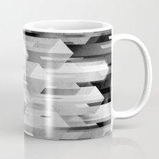 obelisk posture (monochrome series) Mug