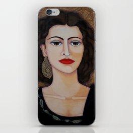 Amalia Rodrigues – Music born in the soul iPhone Skin