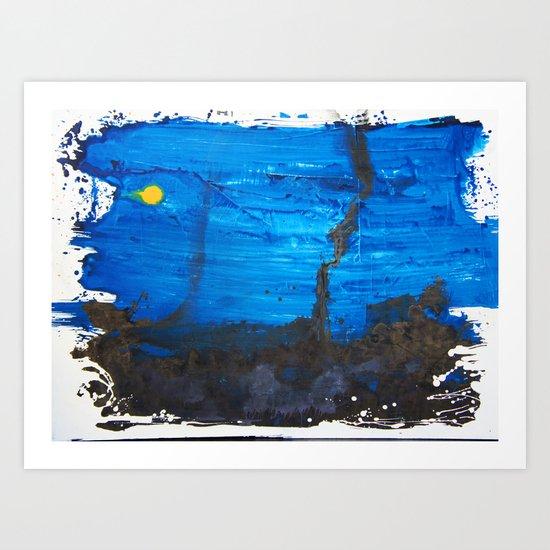 54798 Art Print