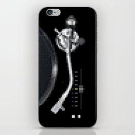 8 Bit Technics SL-1210MK5 iPhone Skin