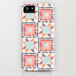 stargazing daisies iPhone Case