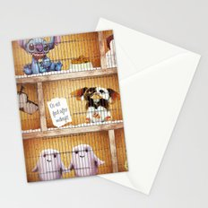 The Cosmic Pet Shop Stationery Cards